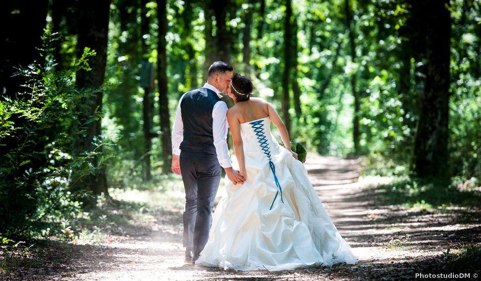 Il matrimonio di Cristian e Ilaria a Vetralla, Viterbo