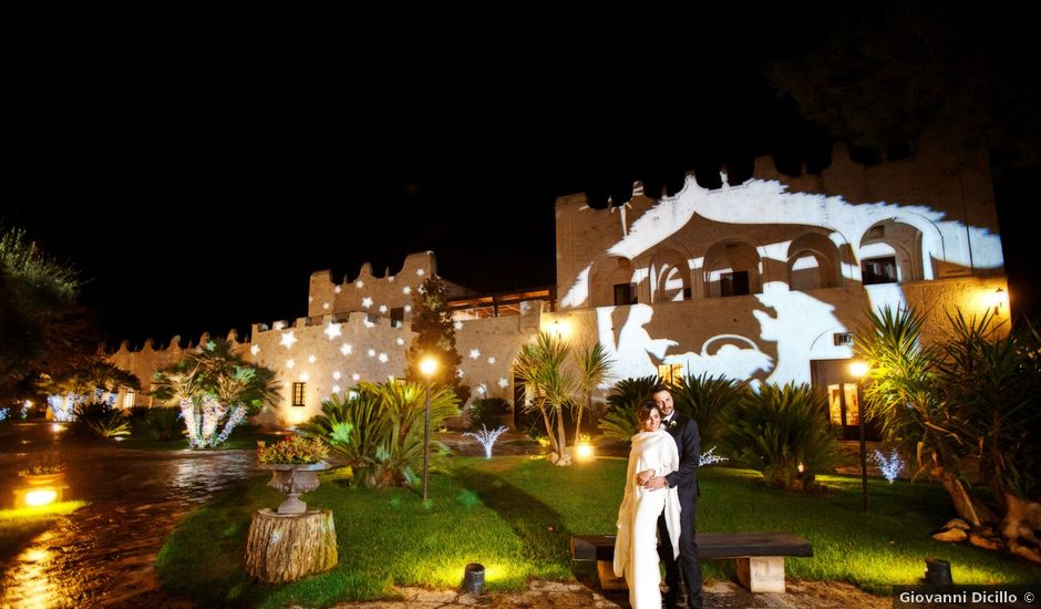 Il matrimonio di Giuseppe e Francesca a Bitonto, Bari