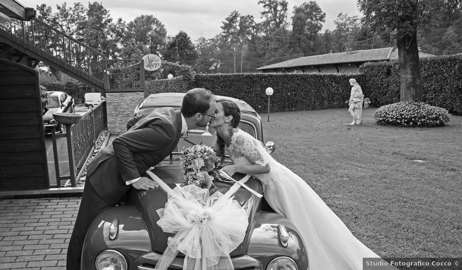 Il matrimonio di David e Alessia a Lissone, Monza e Brianza