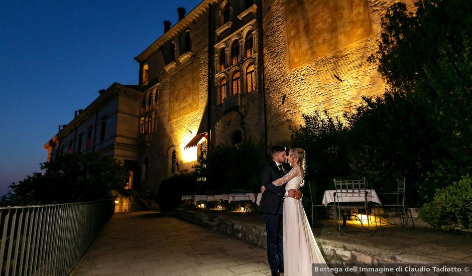 Il matrimonio di Lorenzo e Silvia a San Vendemiano, Treviso