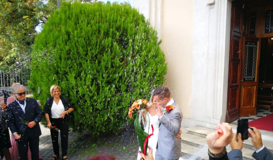 Il matrimonio di Simone e Michela  a Roma, Roma