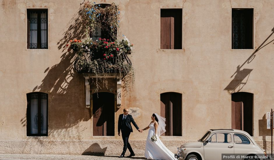 Il matrimonio di Giancarlo e Laura a Fregona, Treviso