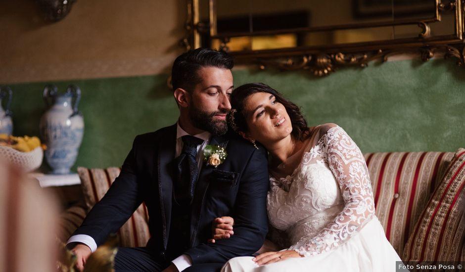Il matrimonio di Marco e Giusy a Siziano, Pavia