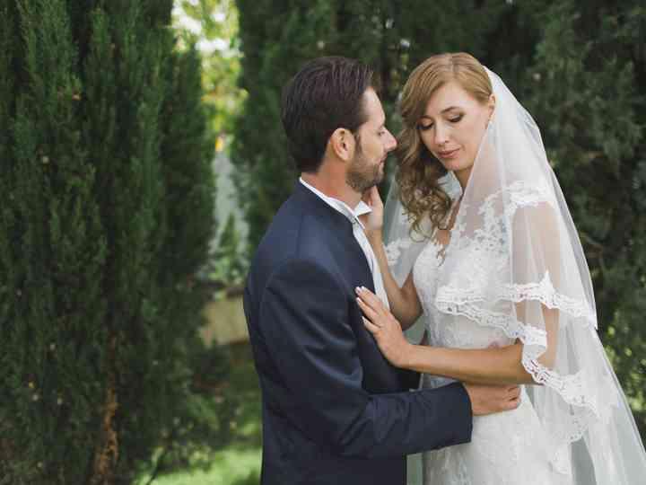 Le nozze di Olga e Giampaolo
