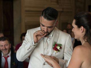 le nozze di Cristina e Stefano 1
