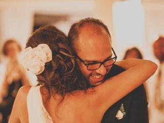 Le nozze di Alessandra e Luciano