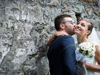 Le nozze di Alessia e Davide