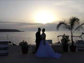 Le nozze di Paola e Tony
