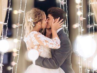 Le nozze di Chloé e Giovanni