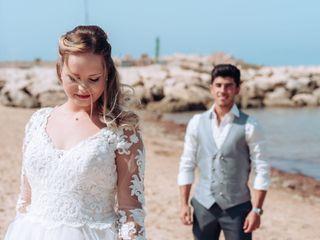 Le nozze di Chloé e Giovanni 3