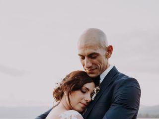 Le nozze di Carmen e Valerio