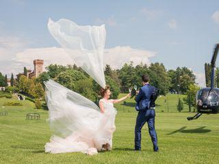 Le nozze di Helen e Manuel