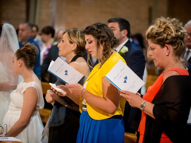 Il matrimonio di Samuele e Laura a Pesaro, Pesaro - Urbino 17