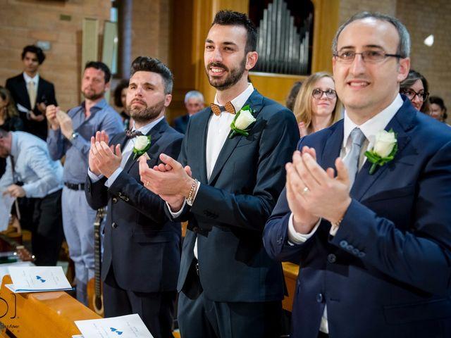 Il matrimonio di Samuele e Laura a Pesaro, Pesaro - Urbino 28