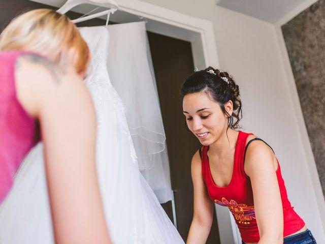 Il matrimonio di Luca e Valentina a Cislago, Varese 2