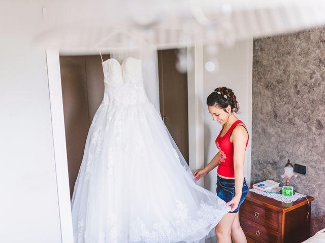 Il matrimonio di Luca e Valentina a Cislago, Varese 3