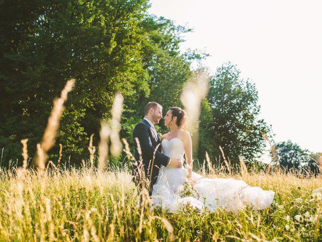 Il matrimonio di Luca e Valentina a Cislago, Varese 1