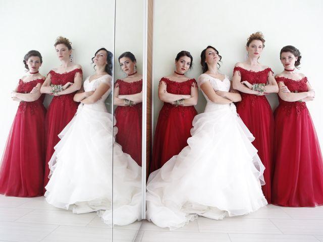 Il matrimonio di Luigi e Valentina a Lasnigo, Como 6