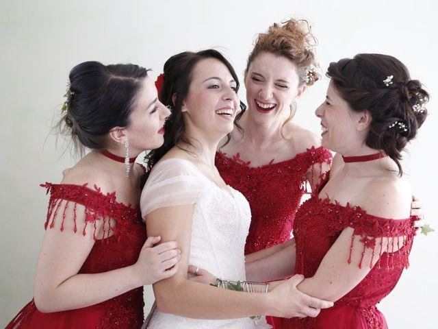 Il matrimonio di Luigi e Valentina a Lasnigo, Como 7
