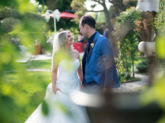 Il matrimonio di Luca e Jessica a Porto Viro, Rovigo 10