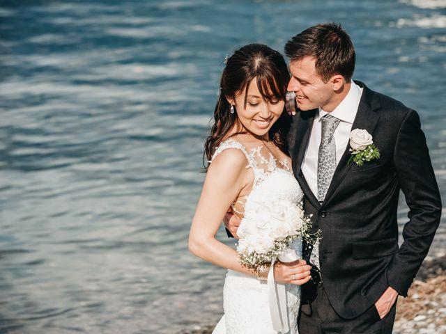 Le nozze di Sally e Stefano