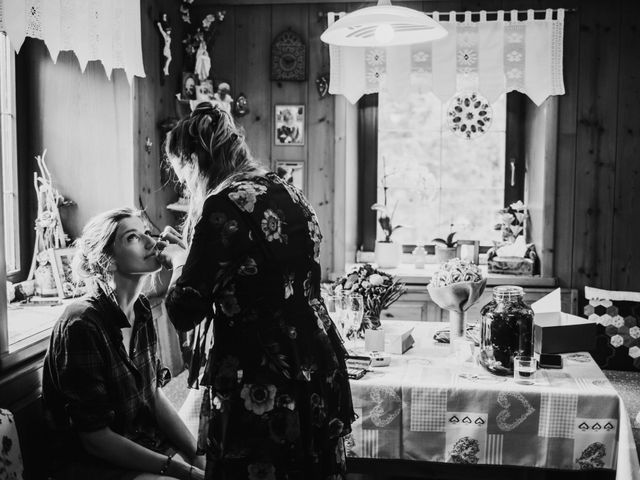 Il matrimonio di Francesco e Daniela a Livinallongo del Col di Lana, Belluno 14