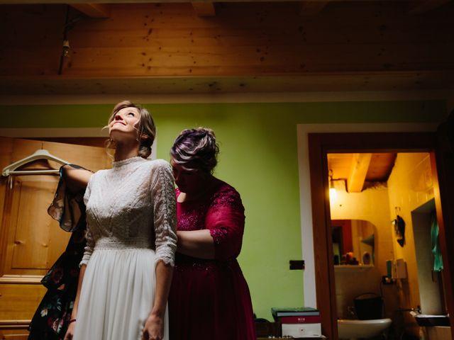 Il matrimonio di Francesco e Daniela a Livinallongo del Col di Lana, Belluno 38