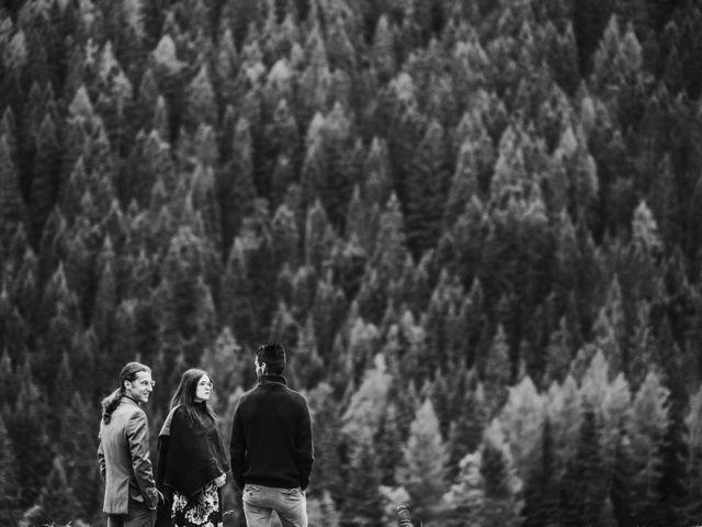 Il matrimonio di Francesco e Daniela a Livinallongo del Col di Lana, Belluno 48