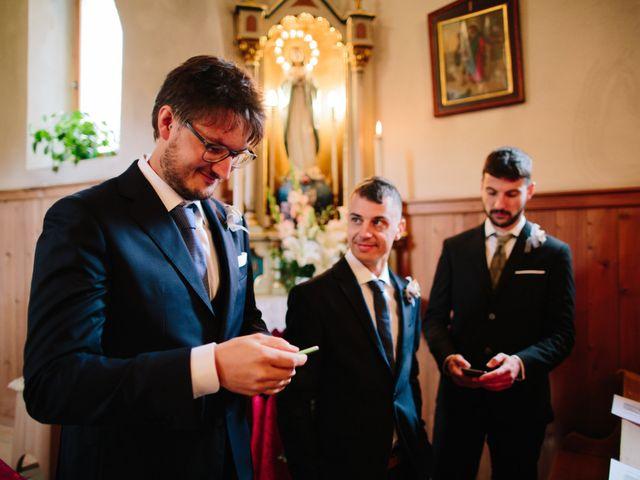 Il matrimonio di Francesco e Daniela a Livinallongo del Col di Lana, Belluno 51