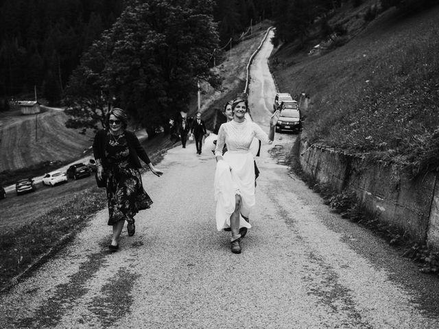 Il matrimonio di Francesco e Daniela a Livinallongo del Col di Lana, Belluno 52