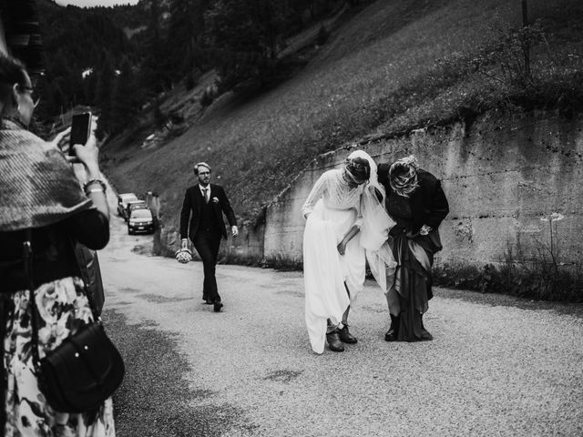 Il matrimonio di Francesco e Daniela a Livinallongo del Col di Lana, Belluno 53