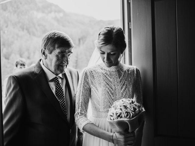 Il matrimonio di Francesco e Daniela a Livinallongo del Col di Lana, Belluno 56