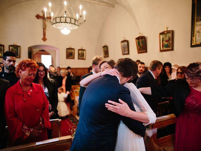 Il matrimonio di Francesco e Daniela a Livinallongo del Col di Lana, Belluno 60