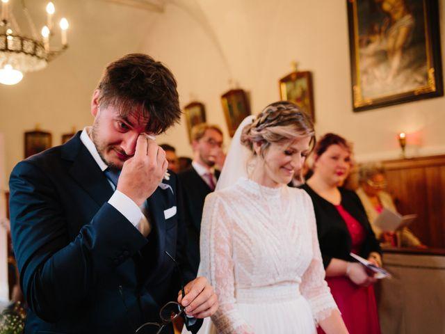 Il matrimonio di Francesco e Daniela a Livinallongo del Col di Lana, Belluno 69
