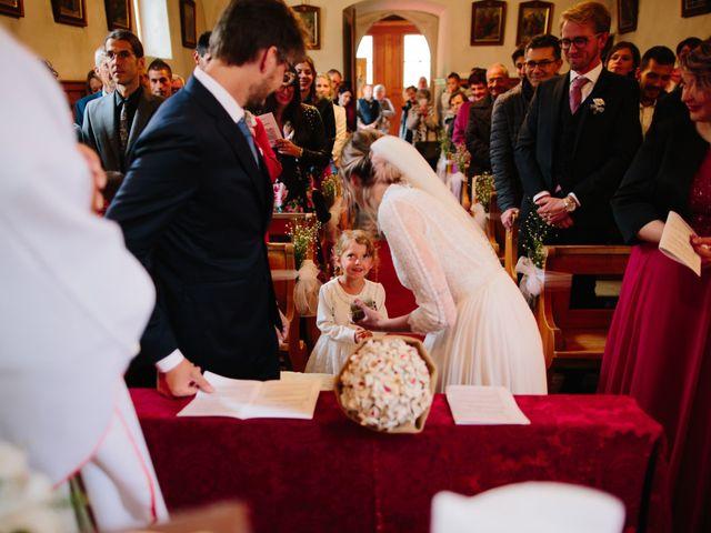 Il matrimonio di Francesco e Daniela a Livinallongo del Col di Lana, Belluno 71