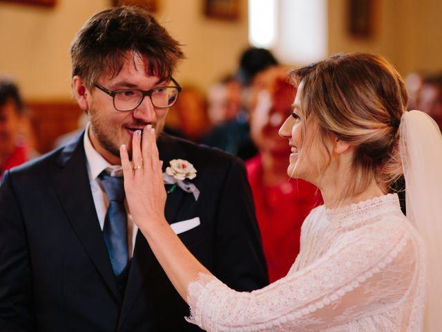 Il matrimonio di Francesco e Daniela a Livinallongo del Col di Lana, Belluno 74