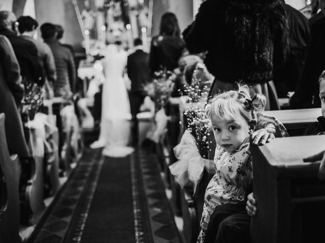 Il matrimonio di Francesco e Daniela a Livinallongo del Col di Lana, Belluno 75
