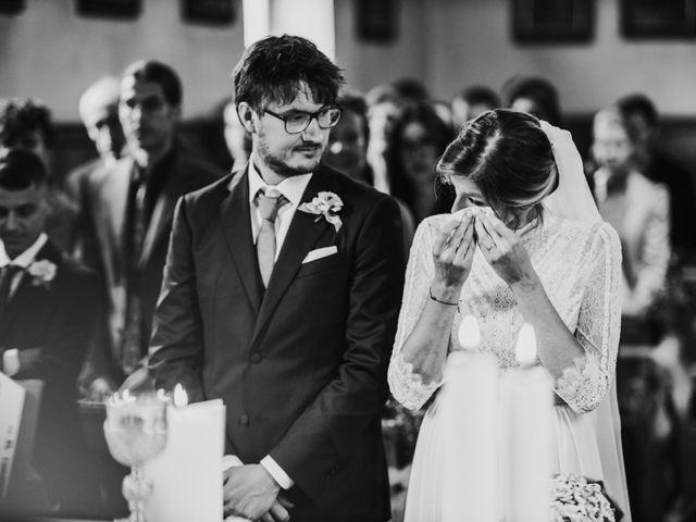 Il matrimonio di Francesco e Daniela a Livinallongo del Col di Lana, Belluno 76