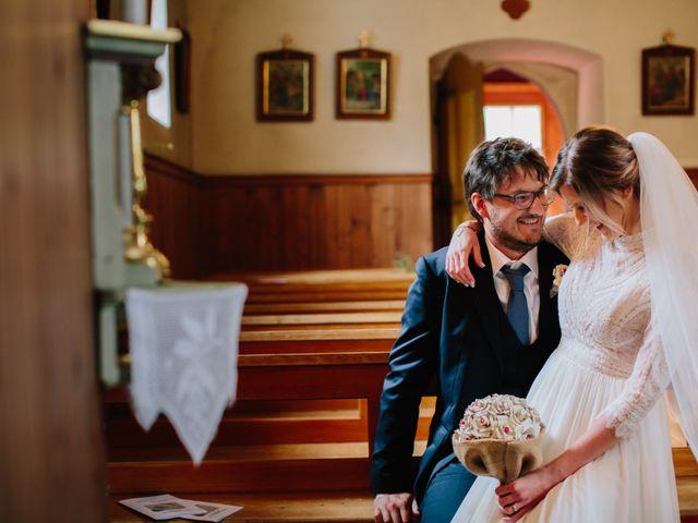 Il matrimonio di Francesco e Daniela a Livinallongo del Col di Lana, Belluno 82
