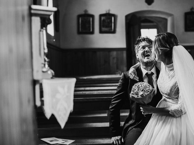 Il matrimonio di Francesco e Daniela a Livinallongo del Col di Lana, Belluno 83