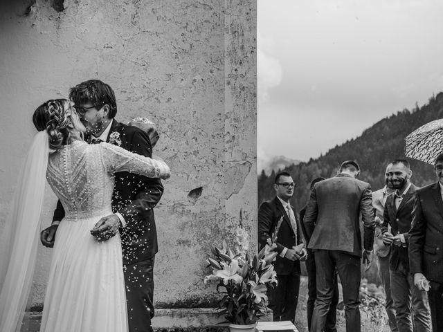 Il matrimonio di Francesco e Daniela a Livinallongo del Col di Lana, Belluno 86