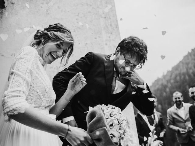 Il matrimonio di Francesco e Daniela a Livinallongo del Col di Lana, Belluno 87