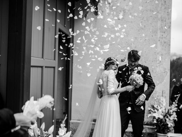Il matrimonio di Francesco e Daniela a Livinallongo del Col di Lana, Belluno 88