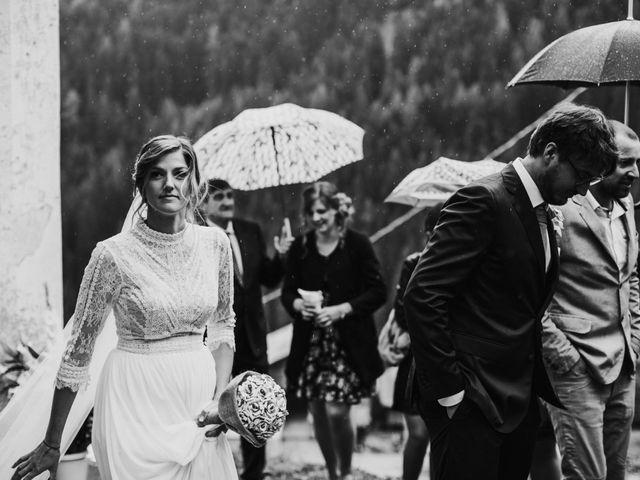 Il matrimonio di Francesco e Daniela a Livinallongo del Col di Lana, Belluno 89