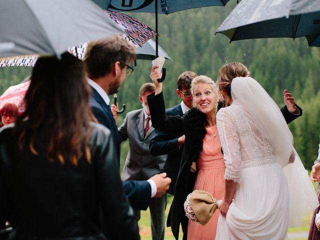 Il matrimonio di Francesco e Daniela a Livinallongo del Col di Lana, Belluno 90