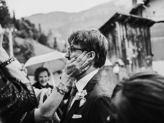 Il matrimonio di Francesco e Daniela a Livinallongo del Col di Lana, Belluno 94