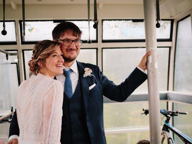 Il matrimonio di Francesco e Daniela a Livinallongo del Col di Lana, Belluno 98