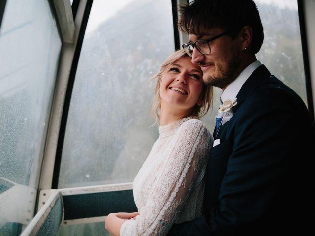 Il matrimonio di Francesco e Daniela a Livinallongo del Col di Lana, Belluno 99