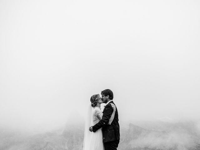 Il matrimonio di Francesco e Daniela a Livinallongo del Col di Lana, Belluno 103