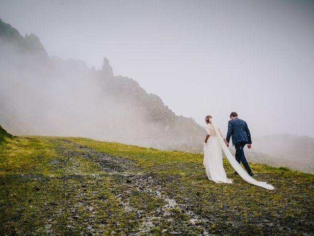 Il matrimonio di Francesco e Daniela a Livinallongo del Col di Lana, Belluno 106